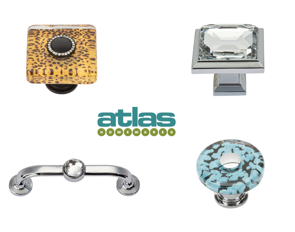 jeweled cabinet hardware collection by atlas homewares