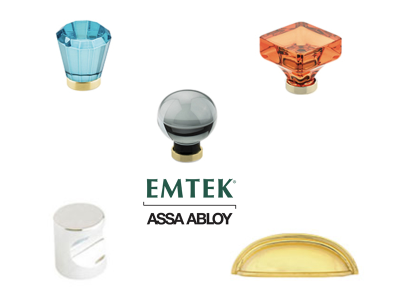 drawer pull collection by emtek